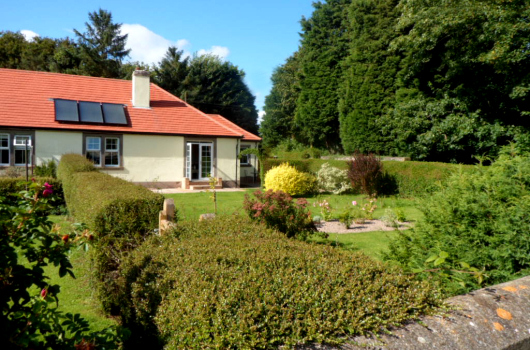 The Beacons Cottage, Outchester & Ross Farm Cottages, Northumberland