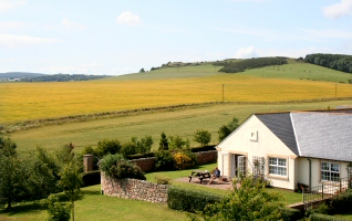 Dovecote Cottage, Outchester Farm Holiday Cottages, Northumberland