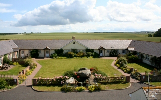 Outchester Farm Holiday Cottages, Northumberland